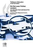 Politiques d'éDucation et de Formation Fair and Inclusive Education, Organisation for Economic Co-operation and Development Staff, 9264032614