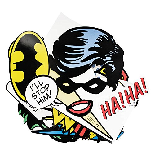 Paladone DC Comics Superhero Photobooth (Wonder Woman Party)
