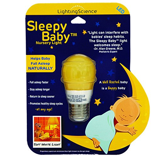 Sleepy Baby LED Nursery Light - HAPPY BABY, HAPPY PARENTS