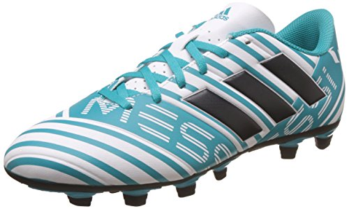 White Legend Blue Chaussures Football 17 Energy Footwear de FxG Blanc Homme adidas 4 Messi Nemeziz Ink TSwCqS