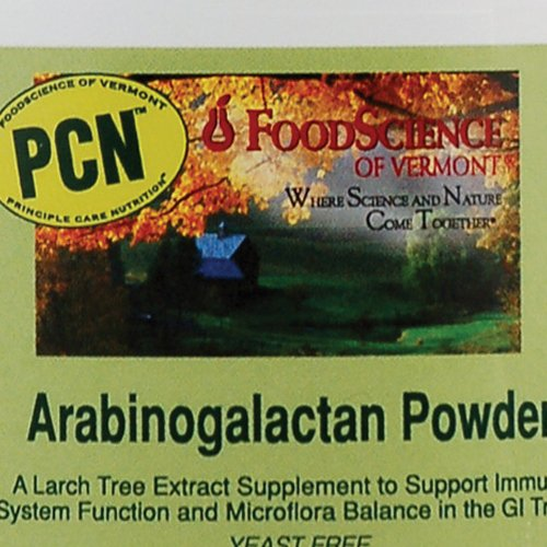 W2B - FoodScience of Vermont Arabinogalactan Powder - 100 g