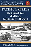 Book cover for Pacific Express: The Critical Role of Military Logistics in World War II