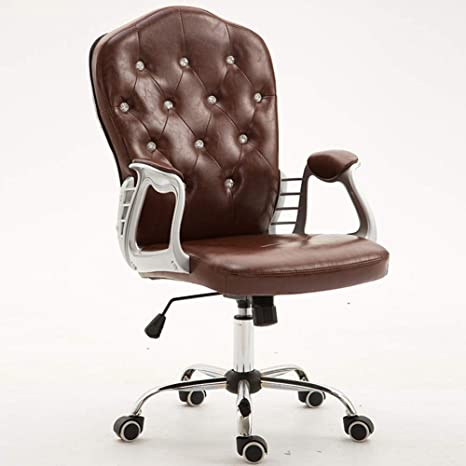 Amazon.com: Silla de escritorio giratoria sillones oficina ...