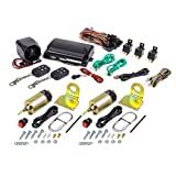 AutoLoc Power Accessories 9673 4-Function Alarm Remote Shaved Door Popper Kit (50 lbs)