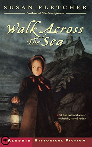 book cover of Walk Across the Sea