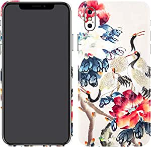 Switch iPhone X Skin Floral 006