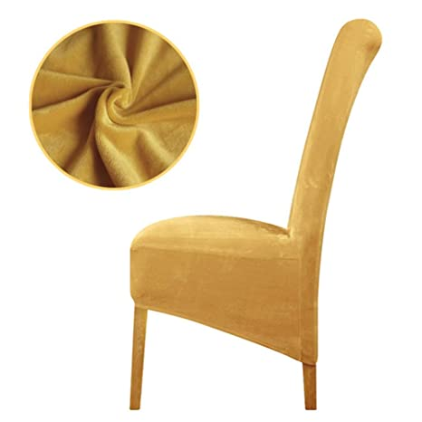 Amazon.com: BERTERI 2 fundas de asiento de terciopelo para ...