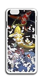 TUTU158600 Back Cover Case Personalized Customized Diy Gifts In A iphone 6 cases for girls 4.7 - Real koi