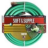 Swan Hose SNSS58050 5/8' x 50' Soft & Supple Garden Hose