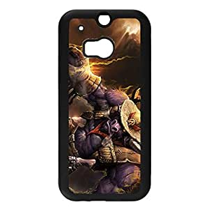 Hot Design LOL Alistar the Minotaur Phone Case Cover For Htc One M8 League of Legends Unique Design