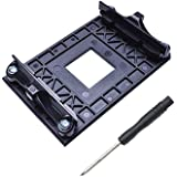 Aimeixin AM4 CPU Heatsink Bracket,Socket Retention Mounting Bracket for Hook-Type Air-Cooled or Partially Water-Cooled Radiat