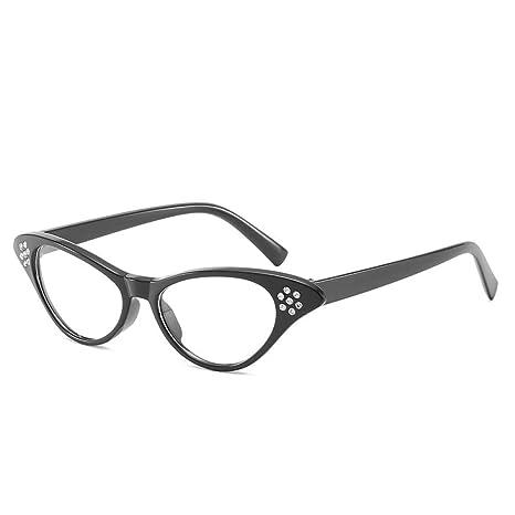 Yangjing-hl Gafas de Sol de Ojo de Gato Americanas Gafas de ...