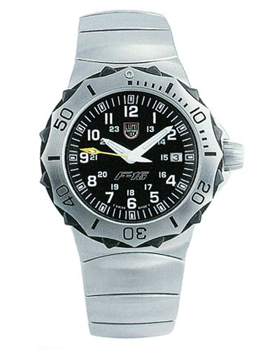 Luminox LU602 - Reloj analógico de caballero de cuarzo
