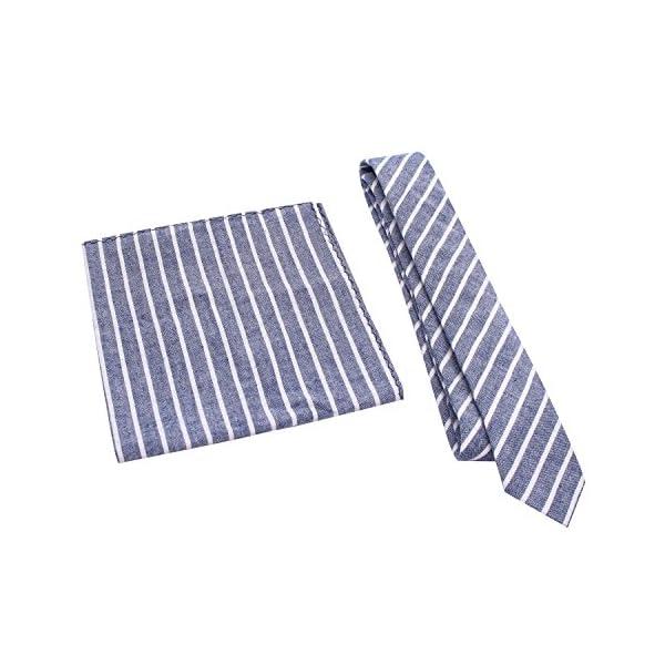 Mens-Fashion-Bundle-12-2-Skinny-Ties-One-Tie-Clip-One-Pocket-Square