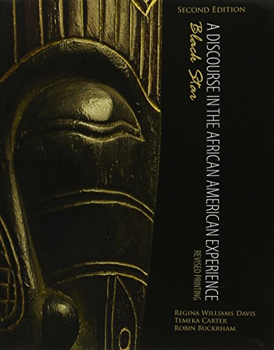 Search : A Discourse in the African American Experience: Black Star