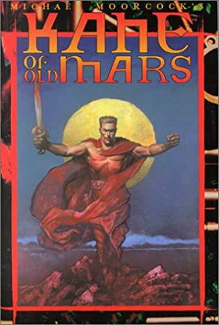 book cover of Kane of Old Mars