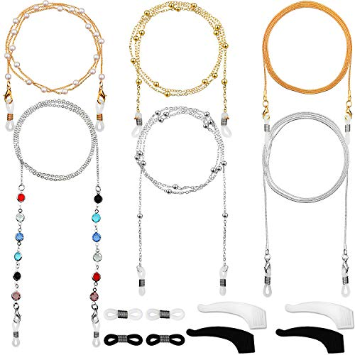 6 Pieces Eyeglass Chains...