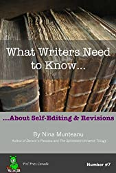 What Writers Need to Know About Self-Editing and Revisions