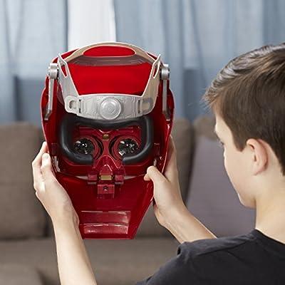 Avengers Marvel Infinity War Hero Vision Iron Man AR Experience Figure: Toys & Games