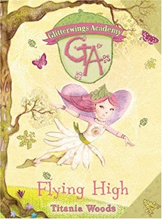 book cover of Flying High