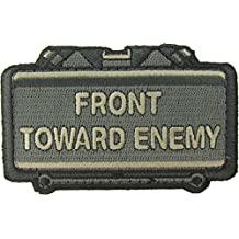 Claymore Mine Morale Patch - Front Toward Enemy (ACU Dark (Foliage Green))