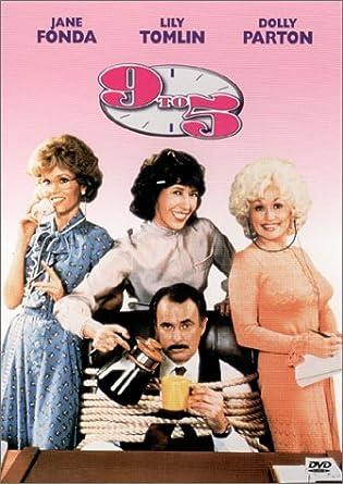 Amazon Nine To Five Jane Fonda Lily Tomlin Dolly Parton