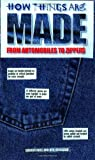 How Things Are Made, Sharon Rose and Neil Schlager, 1579122744