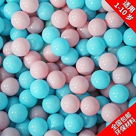 IJHTYDWSPPN YQOOO; tienda de campaña para bebé, juguetes inflables, piscina de plástico, valla de juego de bolas para interiores: Amazon.es: Hogar