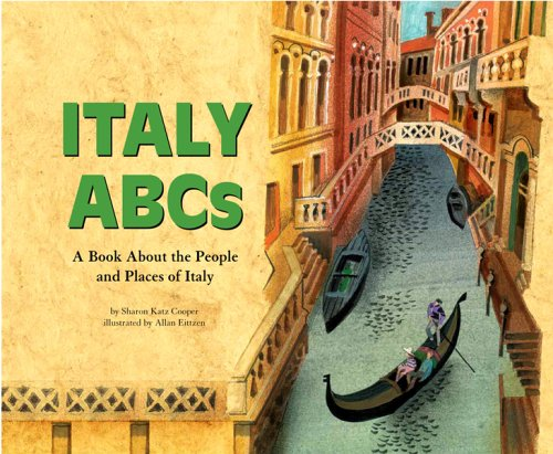 Italy ABCs: A Book About the People and Places of Italy (Country ABCs) pdf