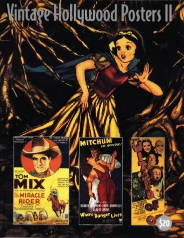 Vintage Hollywood Posters II (No. 2)