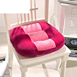 Student driver car to practice driving increased padded cushion Office chair cushion-A 40x45cm(16x18