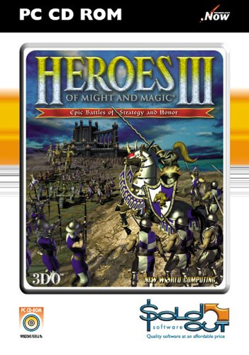 Heroes of Might and Magic III (UK) (Heroes Of Might And Magic 3 Complete)