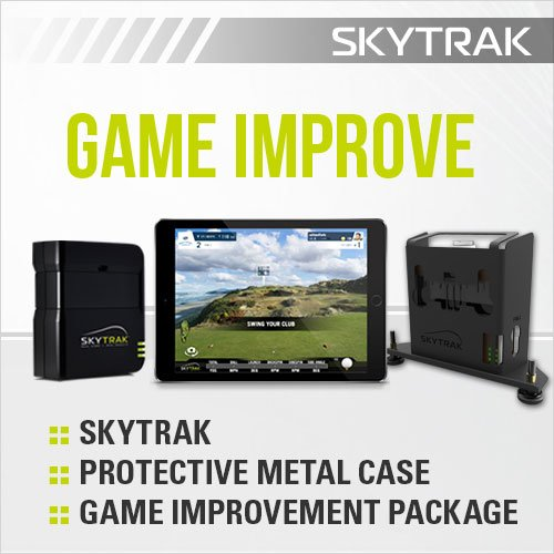 SkyTrak Launch Monitor with Game Improve Package by SKY TRAK (Image #9)