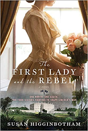 The First Lady and the Rebel Book Cover