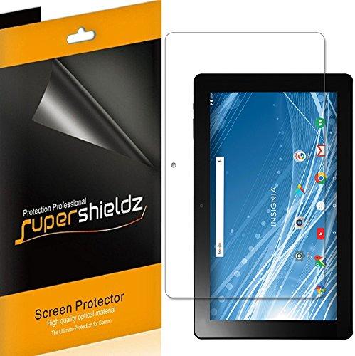 [3-Pack] Supershieldz for Insignia 11.6 Flex (NS-P11A8100) Screen Protector, Anti-Glare & Anti-Fingerprint (Matte) Shield + Lifetime Replacement - Retail Packaging