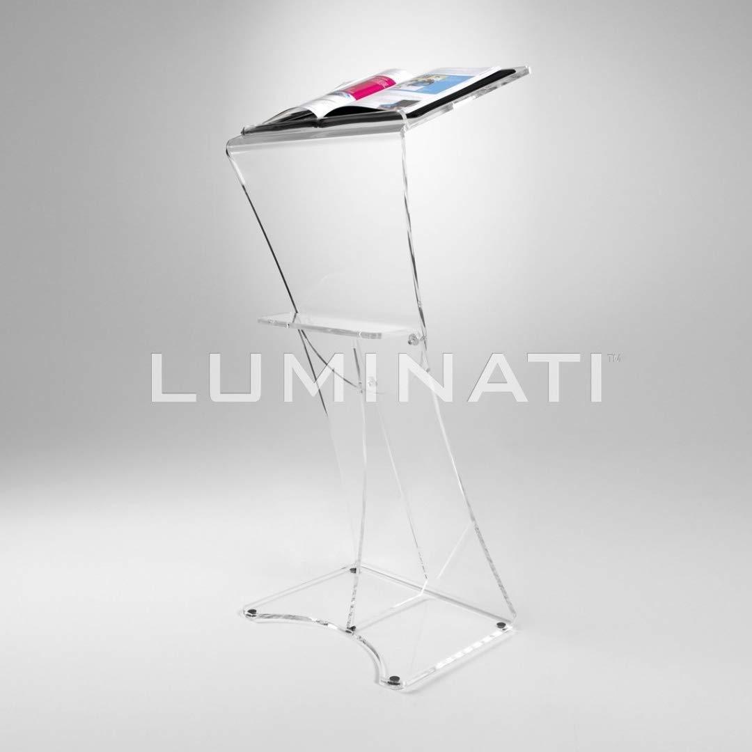 Luminati Lectern - Contemporary Perspex Design for Church School Presentation