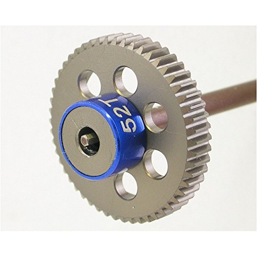 Hot Racing HAG452 52t 64p Hard Anodized Aluminum Pinion Gear ()