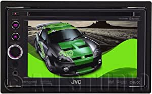 """JVC KW-AV60BT Car DVD Player - 6.1"""" LCD Display - 80 W RMS - iPod/iPhone Compatible"""
