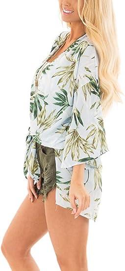 Amazon coupon code for Floral Print Kimono Cover Up Sheer Chiffon Blouse