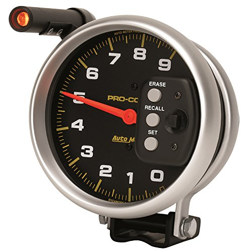 Auto Meter 6851 Pro-Comp Single Range Tachometer