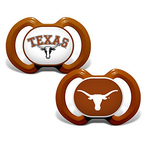 Baby Fanatic 2 Piece Pacifier Set, University of Texas - Houston Shopping Texas