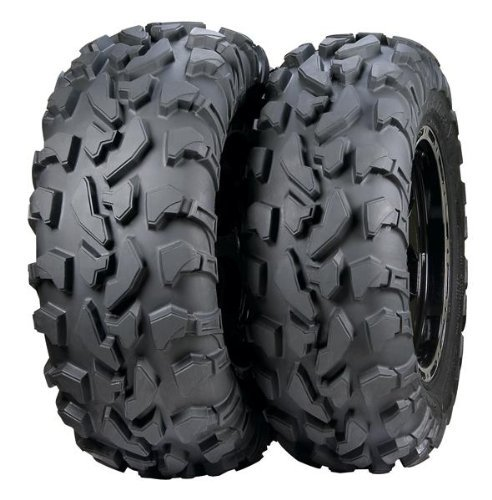 ITP BajaCross Tire - Front/Rear - 30x10x14 , Position: Front/Rear, Rim Size: 14, Tire Application: All-Terrain, Tire Size: 30x10x14, Tire Type: ATV/UTV, Tire Construction: Radial, Tire Ply: 8 6P0087