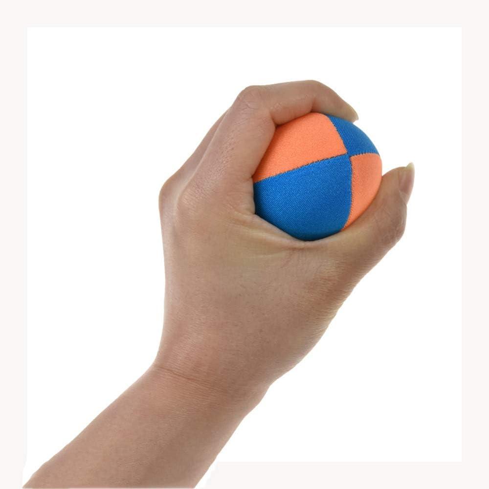 presa e per la riabilitazione fisica; perfetta per bambini ideale per rafforzare dita polso adulti e anziani Pallina antistress per esercizi della mano avambraccio palmo
