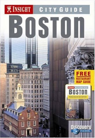 Insight City Guide Boston With Map