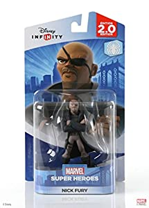 Disney Infinity: Marvel Super Heroes (2.0 Edition) Nick Fury Figure - Not Machine Specific