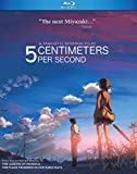 5 Centimeters Per Second Blu Ray [Blu-ray]