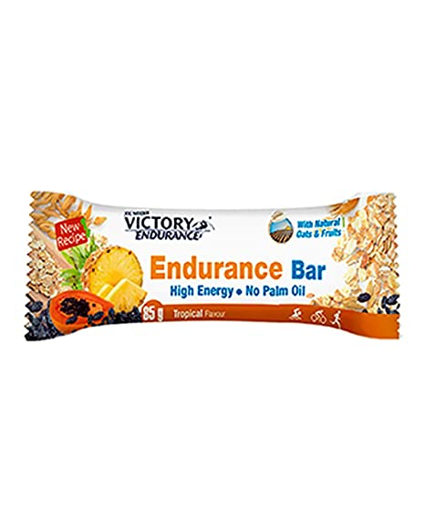 VICTORY ENDURANCE WVE.104121 Barrita para Resistencia, Tropical, 85g x 25