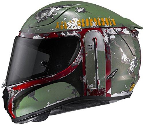 Boba Fett Motorcycle Helmet - 2