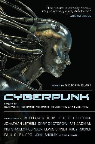 book cover of Cyberpunk