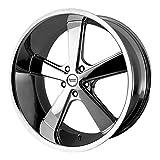 American Racing VN701 Nova Chrome Wheel (18x9''/5x114.3mm, +24mm offset)